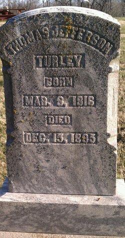 Thomas Jefferson Turley