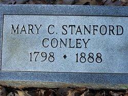 Mary Catherine <I>Stanford</I> Conley