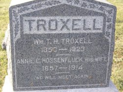 William T H Troxell