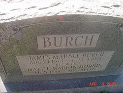James Marble Burch
