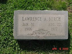 Lawrence A. Burch