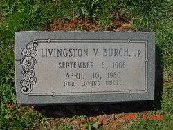 Livingston Vaughan Burch, Jr