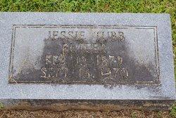 Jessie <I>Tubb</I> Butler