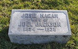 "Joanna ""Josie"" <I>Hagan</I> Jackson"