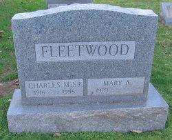 Charles Melford Fleetwood, Sr