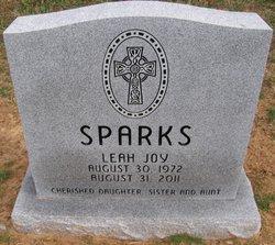 Leah Joy Sparks