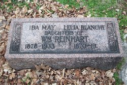 Ida May Reinhart