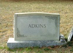 Nannie <I>Haynes</I> Adkins