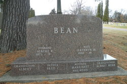 Kathryn M <I>Corrigan</I> Bean