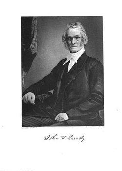 Rev John Taylor Pressly