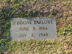 D. Boone Barlowe