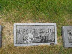 Mary Margaret <I>Albert</I> Morrissette