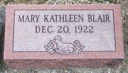 Mary Kathleen Blair