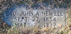 John Allison Newell