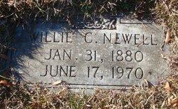 Willie Cochrane Newell