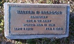 Walter F. Breadon