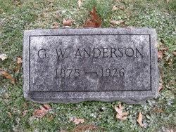 G W Anderson