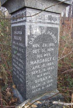 Margaret Elizabeth <I>Lord</I> Harris