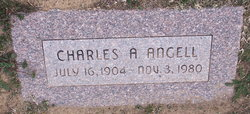 Charles A Angell