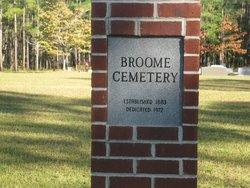Broome Family Cemetery