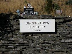 Deckertown Cemetery