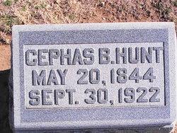 Cephas B. Hunt