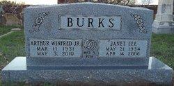 Arthur Winfred Burks, Jr