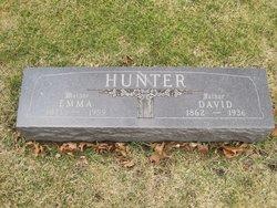Emma <I>Zimmerman</I> Hunter