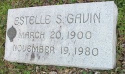 Estelle <I>Sloan</I> Gavin