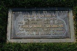 Philip H Desbiens