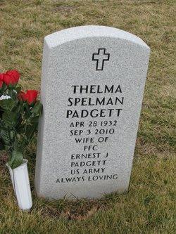 Thelma M. Padgett
