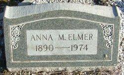Anna M Elmer