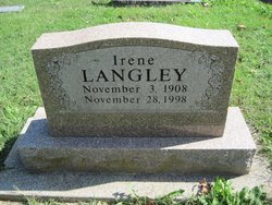 Ursula Irene <I>Springer</I> Langley