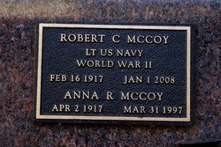 Lieut Robert Clark Mccoy