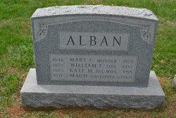 William E. Alban