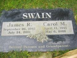 Carol Marjean <I>Cates</I> Swain