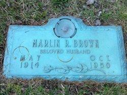 Marlin Raymond Brown