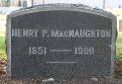 Henry Pierce MacNaughton