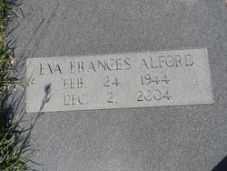 Eva Frances Alford