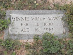 Minnie Viola <I>Altom</I> Ward