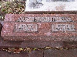 Elsie Thelma <I>Prince</I> Bonin