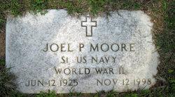 Joel P Moore