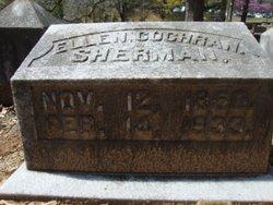 Ellen <I>Cochran</I> Sherman