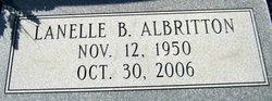 Lanelle B. Albritton