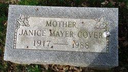 Janice <I>Mayer</I> Cover