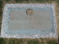 Winifred M Aitchison
