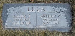 Laura B <I>Hendee</I> Luck