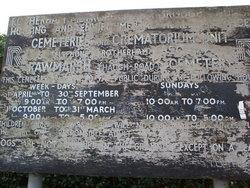 Rawmarsh Cemetery