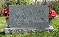Jessie Garfield <I>Hitt</I> Alger