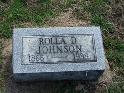 Rolla D. Johnson